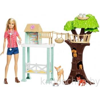 Набор Barbie Спасатель животных