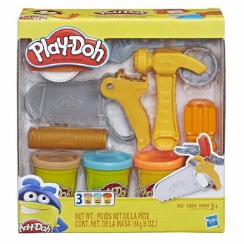 Игровой набор Play-Doh Инструменты E3342