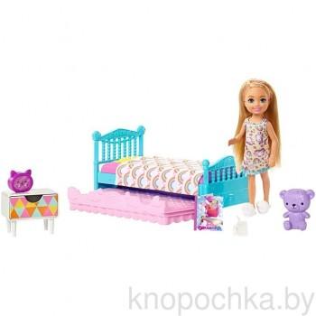 Набор Barbie Спальня Челси FXG83