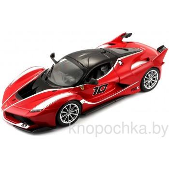 Сборная модель автомобиля Ferrari FXK K 1:24 Maisto 39132
