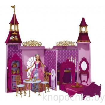 Кукла Штеффи и ее сказочный замок Simba