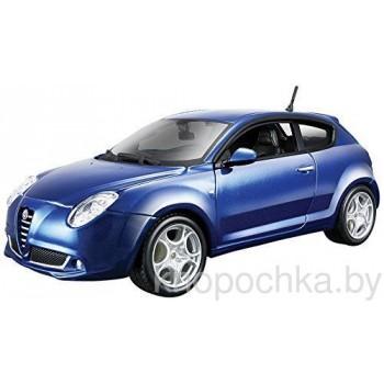 Коллекционная машинка Alfa Romeo MiTo Bburago 1:24