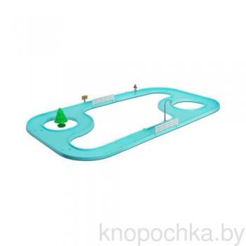 Большой гоночный трек для машинок Robocar Poli 83250 (без машин)