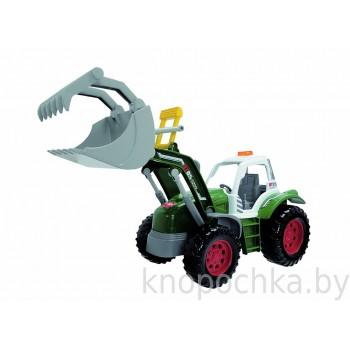 Трактор функциональный Dickie, 35 см (свет, звук)