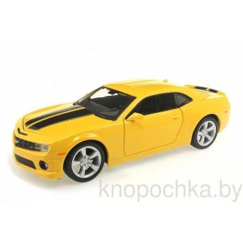 Модель автомобиля Chevrolet Camaro SS 2010 1:24 Maisto 31207