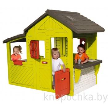 Детский домик садовода Smoby 310300