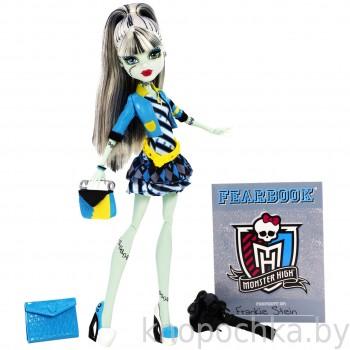 Кукла Monster High Фрэнки Штейн Фотосессия
