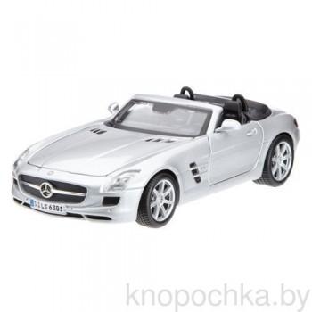 Модель автомобиля Mercedes-Benz SLS AMG 1:24 Maisto 31272