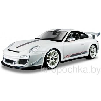Коллекционная модель авто Bburago Porsche 911 GT3 RS 1:18