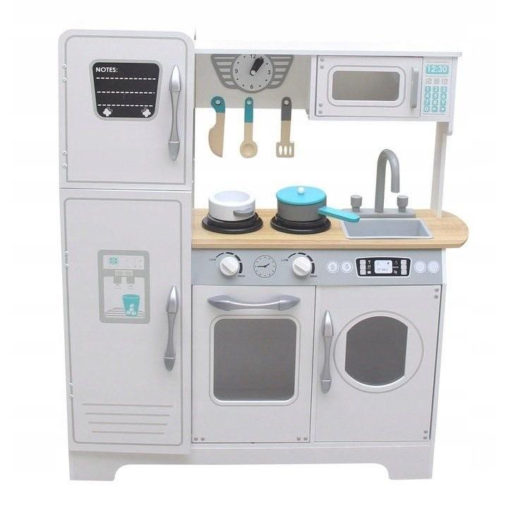 Деревянная детская кухня Eco Toys 7258