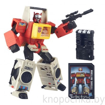 Трансформеры: Generations Twin Cast and Autobot Blaster 3-in-1 Hasbro B5613