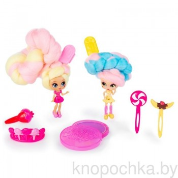 Набор из 2 кукол Candylocks Керри и Берри
