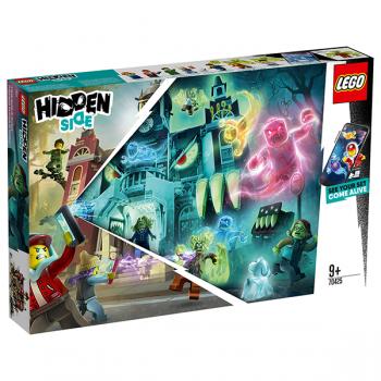 Lego Hidden Side 70425 Школа с привидениями Ньюбери