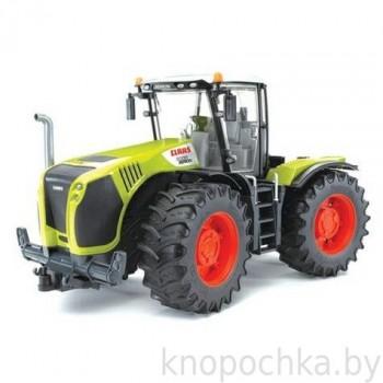 Игрушка Брудер Трактор Claas Xerion 5000 Bruder 03015