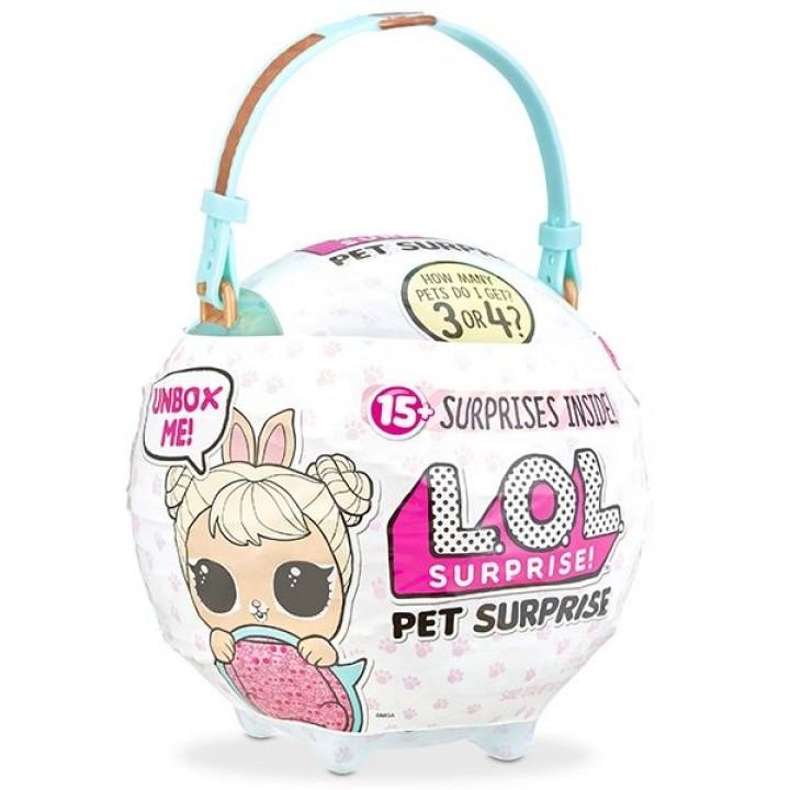 Большой питомец Lol Biggie Pets Cottontail Q.T. (новая упаковка)