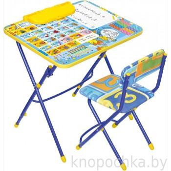 Набор детской мебели Ника КУ3 Первоклашка осень
