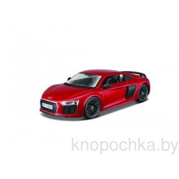 Сборная модель автомобиля Audi R8 V10 Plus 1:24 Maisto 39510