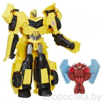 Трансформеры: Заряженые Герои Бамблби Bumblebee Hasbro B7069