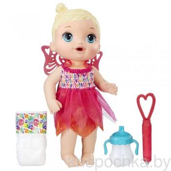 Кукла Baby Alive Малышка Фея (пьет, писает)