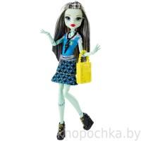 Кукла Monster High Фрэнки Штейн Первый день в школе
