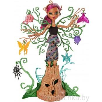 Кукла Monster High Триза Торнвиллоу Цветочные монстряшки