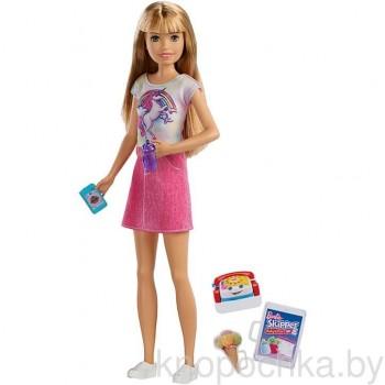 Кукла Barbie Скиппер Няня FXG91