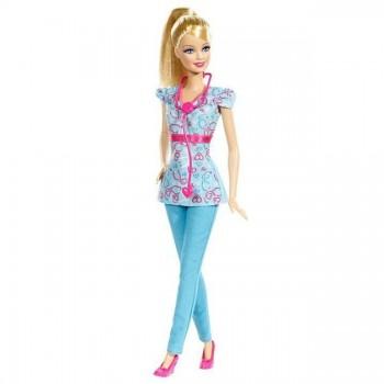 Кукла Барби Врач серия Профессии