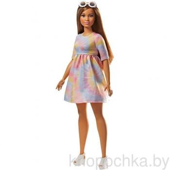 Кукла Barbie Игра с модой пышная FJF42 (дефект упаковки)