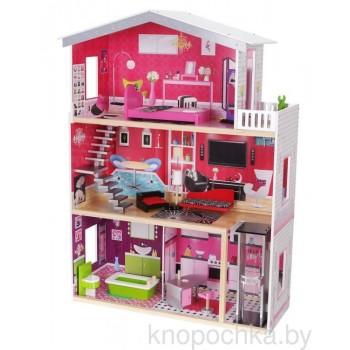 Кукольный домик Malibu EcoToys