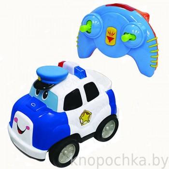 Полицейский автомобиль на управлении Kiddieland