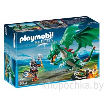 Playmobil 6003 Рыцари: Великий Дракон