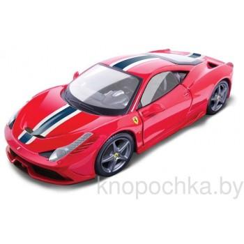 Коллекционная модель Ferrari 458 Speciale 1:18 Bburago 18-16002