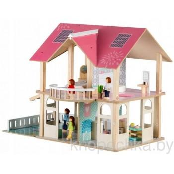 Кукольный домик Modern EcoToys 4103