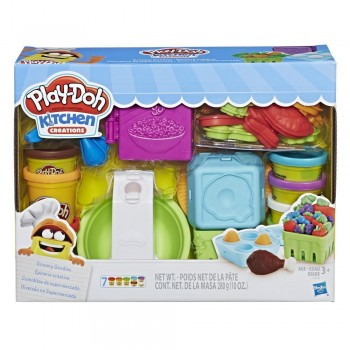 Игровой набор Play-Doh Готовим обед E1936