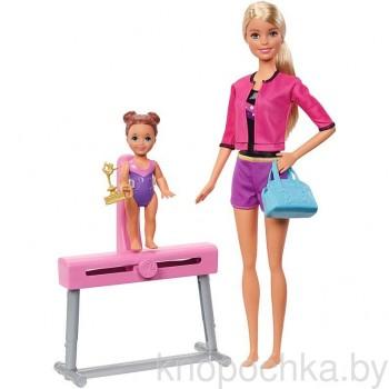 Набор Барби тренер по гимнастике FXP39