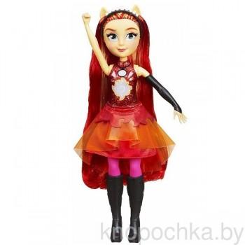 Интерактивная кукла Сансет Шиммер Equestria Girls Hasbro