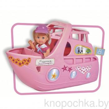 Кукла Еви на круизном лайнере Simba