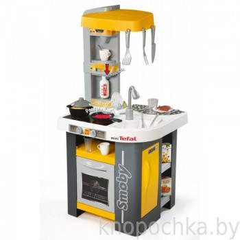 Детская кухня Smoby miniTefal Studio 311000
