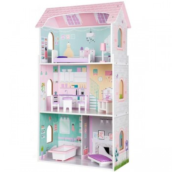 Кукольный домик Eco Toys Jagodowa 4121
