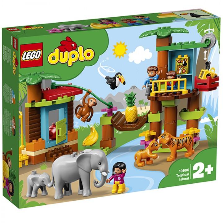 Lego Duplo 10906 Тропический остров