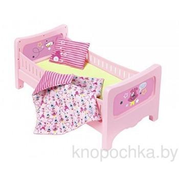 Кроватка для куклы Baby Born 824399