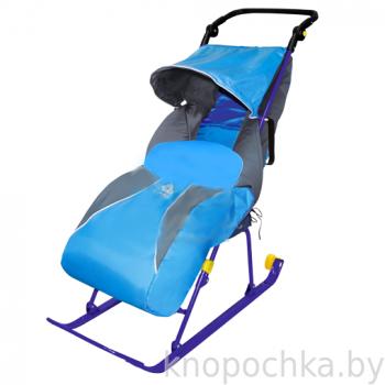 Санки-коляска складные Тимка 2 Классик