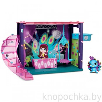 Набор Littlest Pet Shop DJ Блайс