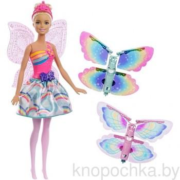 Кукла Барби Фея с летающими крыльями FRB08