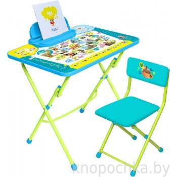 Набор детской мебели Ника Пушистая азбука