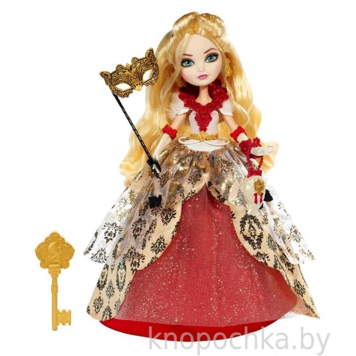 Кукла Ever After High Эппл Вайт Бал Коронации