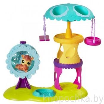 Набор Littlest Pet Shop Парк развлечений