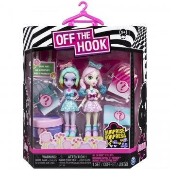 Набор кукол Off the Hook Spring Dance