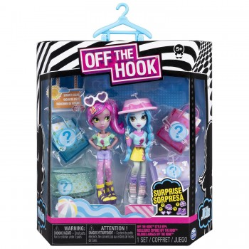 Набор кукол Off the Hook Summer Vacation