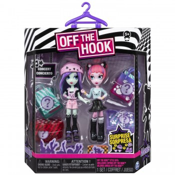 Набор кукол Off the Hook Concert Set
